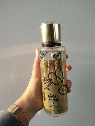 Victoria Secret Body Mist Golden Angel