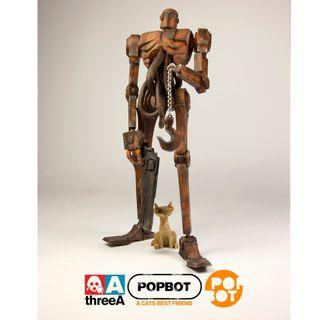 Threea Popbot (without Kitty) 1/6