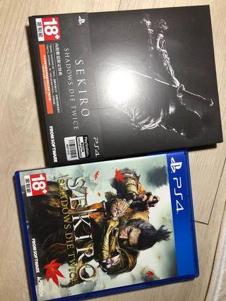 PS4 - devil may cry & 隻狼