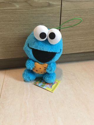 Universal Studio Japan 大阪環球影城 芝麻街 Cookie Monster
