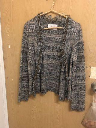🚚 小香風毛針織外套#半價衣服拍賣會