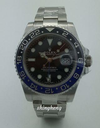 Rolex 116710BLNR GMT-Master II Batman