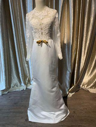 Wedding Gown sale(XL)