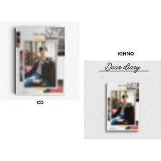 💕Yoon Ji Sung💕 [Special Album-Dear Diary] ❗️Kihno Edition❗️