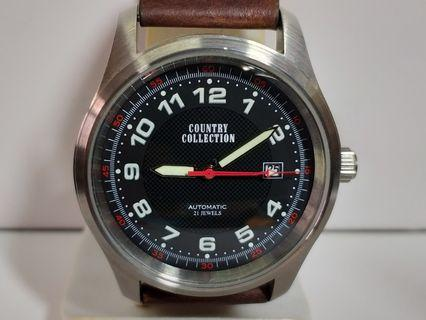COUNTRY COLLECTION AUTOMATIC