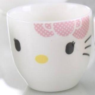5pcs Hello Kitty Cute Ceramic Cup Drinkware Tableware (Pink) ASJ803929C #EST50