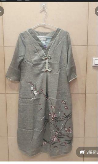 韓式傳統服 換物