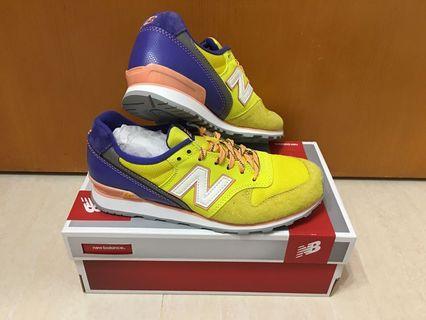 全新正版 New Balance WR996EI 女裝波鞋 Size 38 US7.5