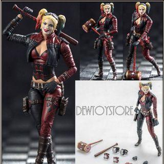 <URGENT> [Pre-order] Hiya Toys Injustice 2 - 1/18 scale Harley Quinn