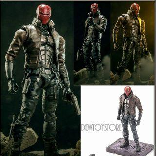 <URGENT> [Pre-order] Hiya Toys Injustice 2 - 1/18 scale Red Hood
