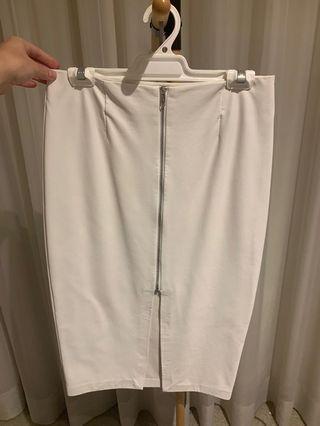 Sportgirl white skirt size 10