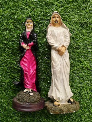 Middle Eastern Figurines