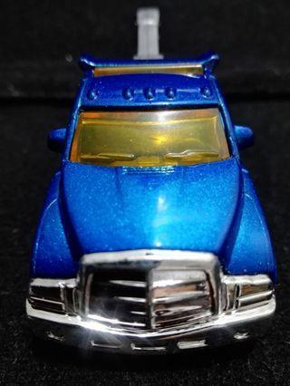 早期 絕版 2005 老車模 MATCHBOX TOW TRUCK 拖吊車 場景可