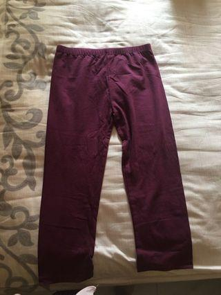 🚚 7 years old free size pants (three for $5)