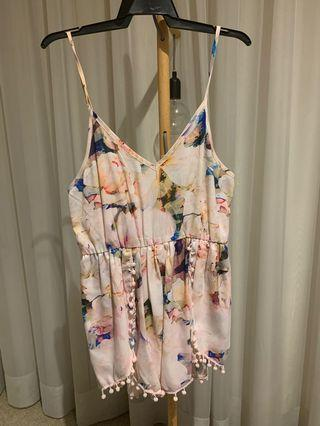 Play suit size 12