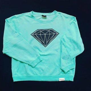 CREWNECK VINTAGE DIAMOND SUPPLY CREWNECK BIG LOGO ORIGINAL