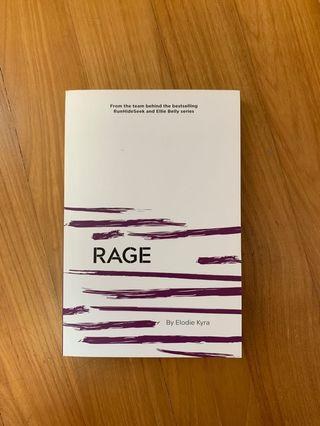 🚚 RAGE — book by Elodie Kyra