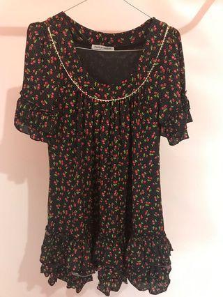 Mini Dress - Jersey Spandek (M)