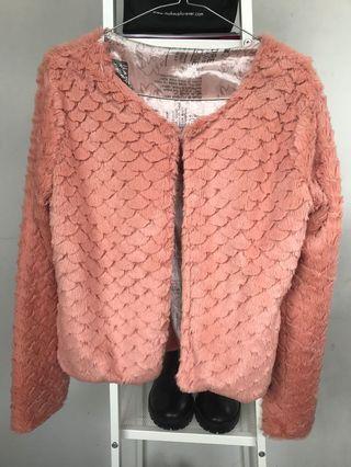 Cardigan Pink - Size M