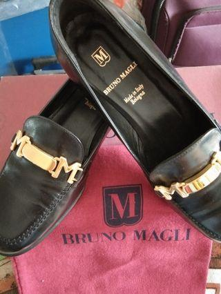 Flat Shoes Bruno Magli Italy
