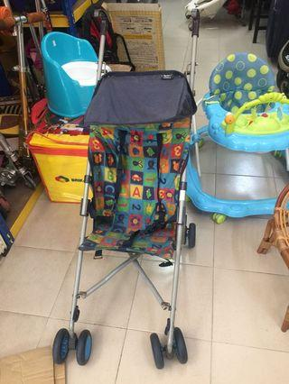 Preloved mother's choice lipat payung stroller