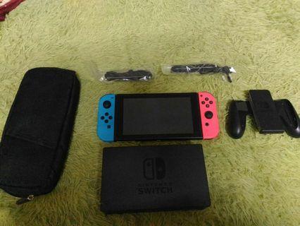 Nintendo switch (used)