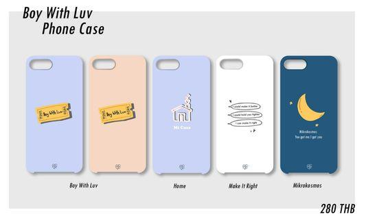 [MY GO]BOY WITH LUV COLLECTION PHONE CASE DESIGN BY @/_wishingU