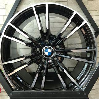 """18"""" BMW OEM rims"""