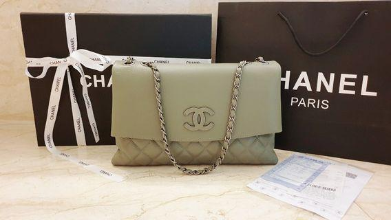 Complete package Chanel inspired bag