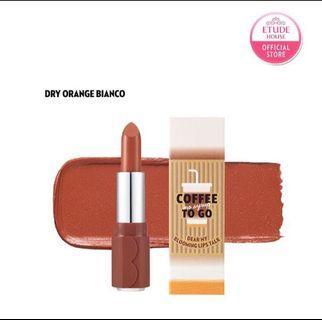Etude House Dear My Blooming Lips Talk Coffee To Go