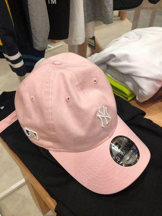 NY yeezy 帽 pink girl kid  cap 🧢 hat