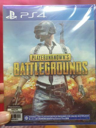 🚚 PS4 PUBG Game (Sealed)