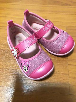 Disney Minnie Mouse Glitter Shoes