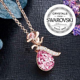 Swarovski Charm Pendant Zircon Collection