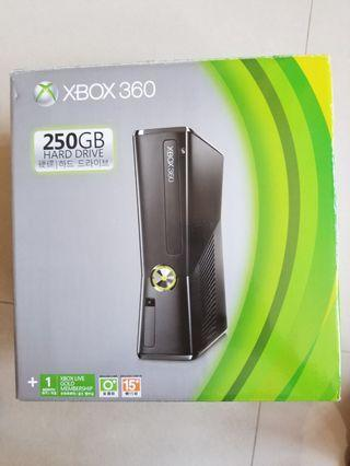 XBOX360 250GB 全套