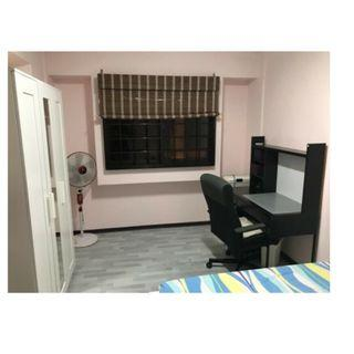 Near Pioneer MRT! Common room at 649b jurong west street 61 for rent! Aircon wifi!