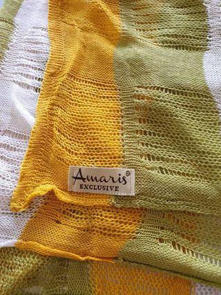 Amaris wide shawl rm15 New