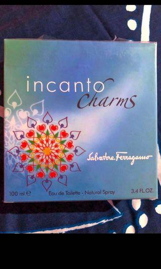 Salvatore Ferragamo's Incanto charms