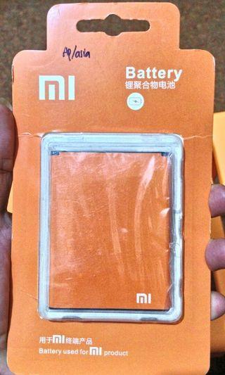 Battery Batre Xiaomi Mi Series