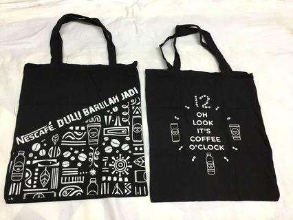 BRAND NEW NESCAFE RECYCLE BAG