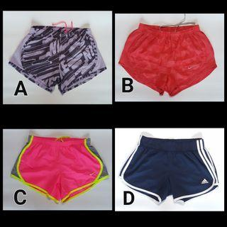 🚚 Authentic nike / Adidas sport short