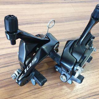 Shimano 105 BR-R7010 Road Bike Brake Calipers - Pair