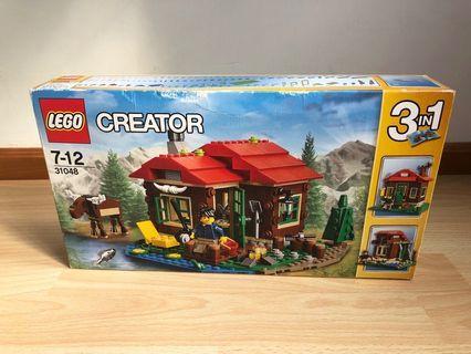 Lego 3 in 1 Creator 31048 全新玩具