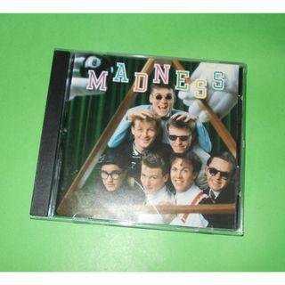 CD MADNESS : MADNESS ALBUM (1993) SKA TWO-TONE