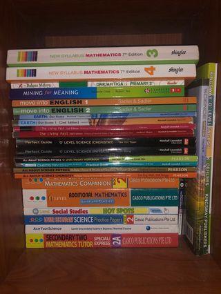 🚚 Textbooks