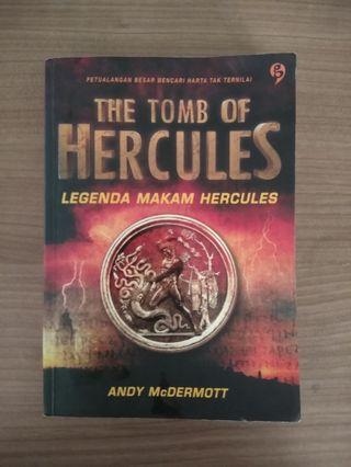 The Tomb of Hercules Novel