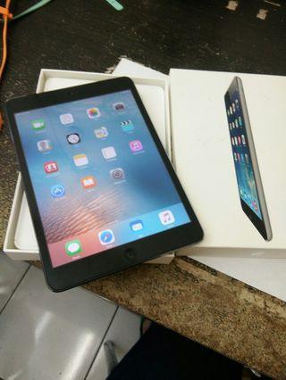 Ipad Mini 1 16gb Cell+Wifi 4g ex IBOX mulus fulset Original