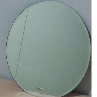 Bedroom or Bathroom Oval Mirror