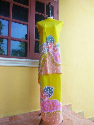 Kain Pasang Batik Terengganu - without diamond  #GAYARAYA