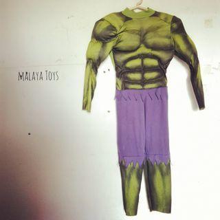 Avengers : Hulk Kids Cosplay